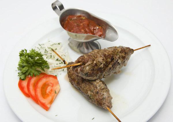 чесночный соус к люля-кебаб рецепт