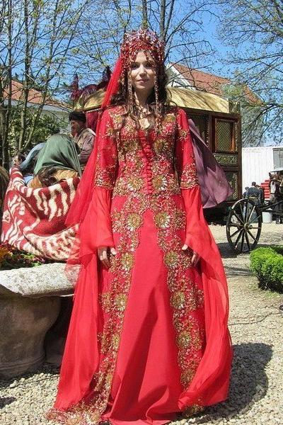 Женская турецкая одежда