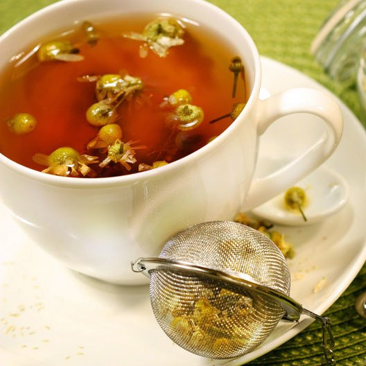 Цистит чай с молоком