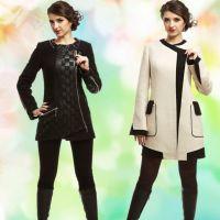 Стильная Женская Верхняя Одежда
