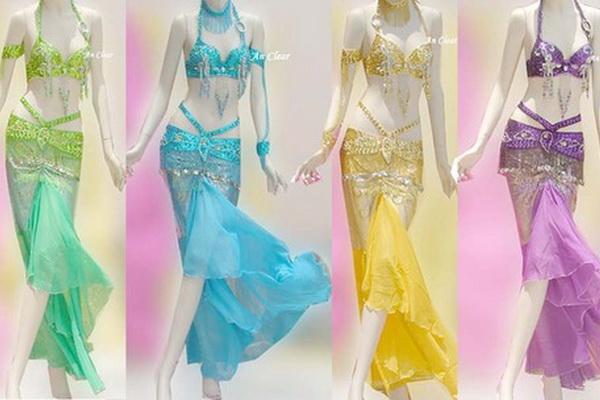 Как сделать костюмы для восточных танцев своими руками 97