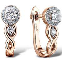 Украшения из золота и ювелирные изделия с бриллиантами