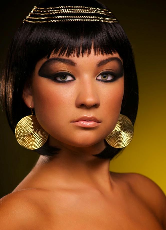Фото клеопатры макияж