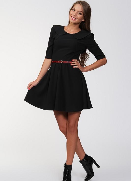 Маленькое черное платье 2013 5