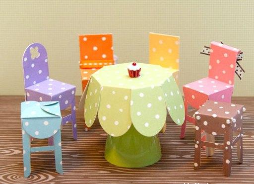 мебель для кукол 11