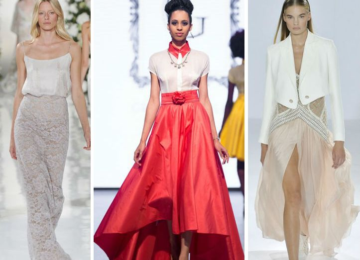Модные летние платья 2015