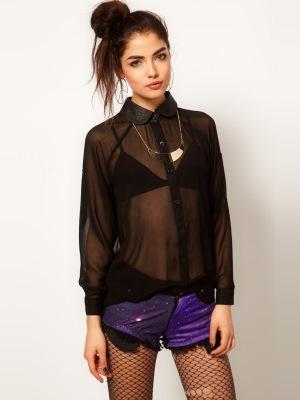 Модели оригинальных блузок