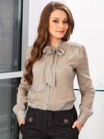 Модели блузок