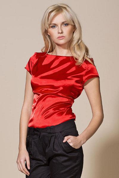 Шелковые Блузки