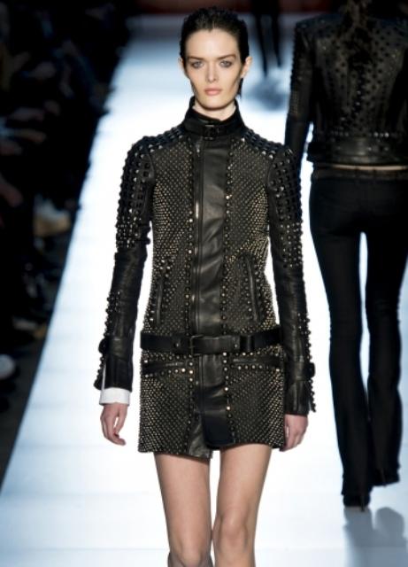 Модели кожаных курток. Идеи для осени