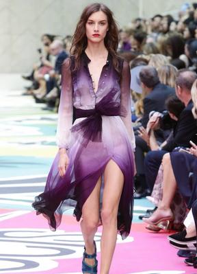 Модели платья 2015