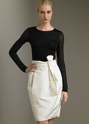 Фасоны юбки классика