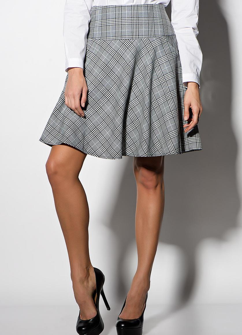 Длина юбки миди