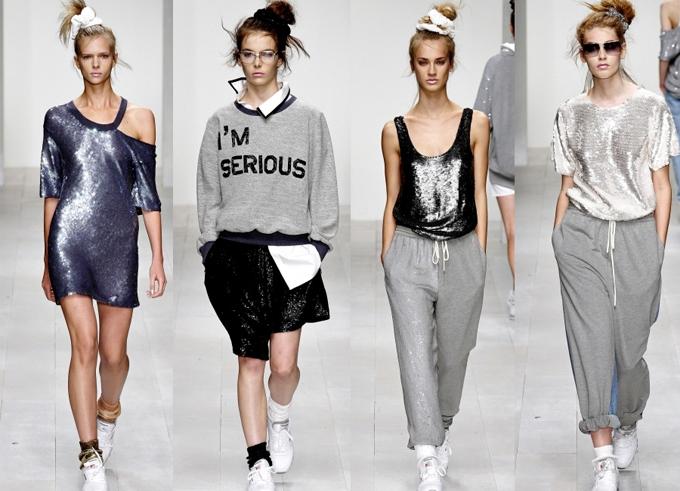 повседневная одежда для девушек фото