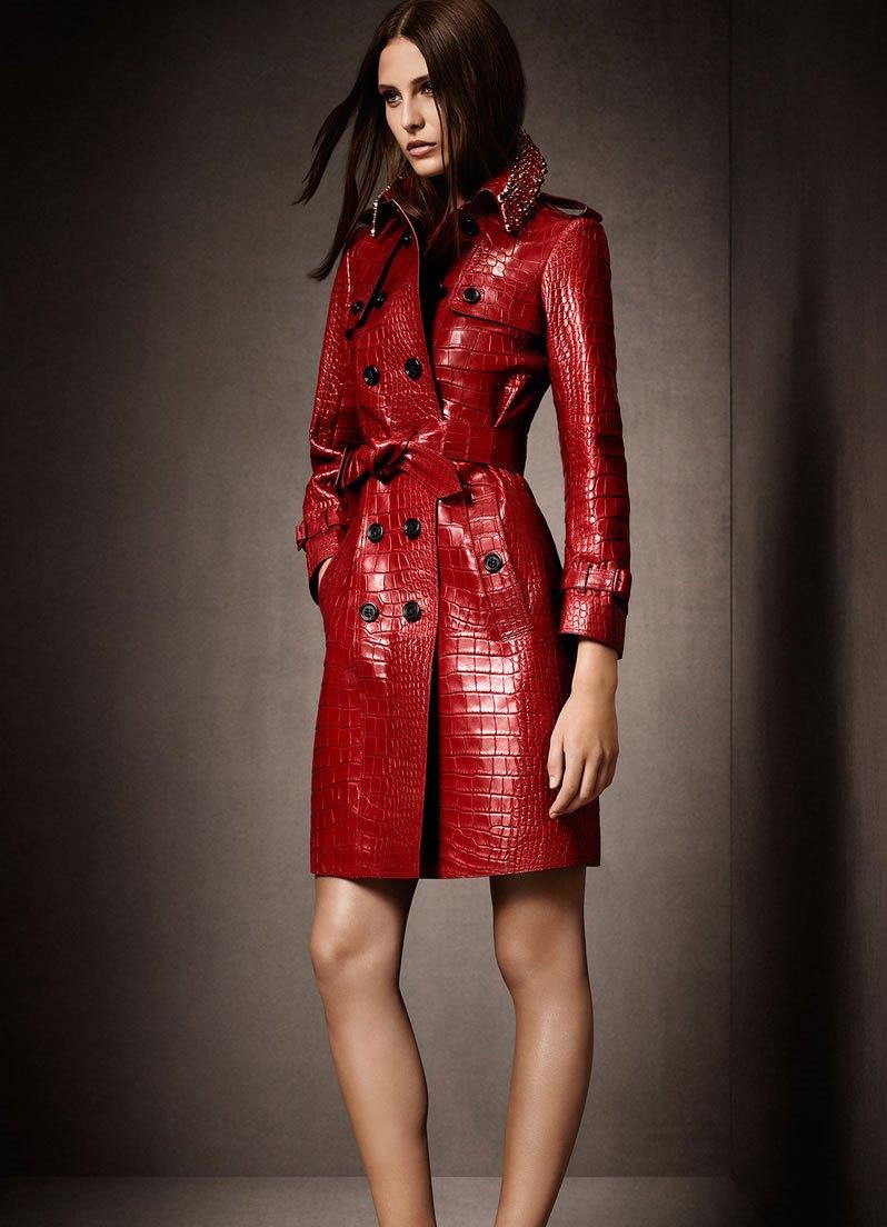 модной верхней одежды весна 2015