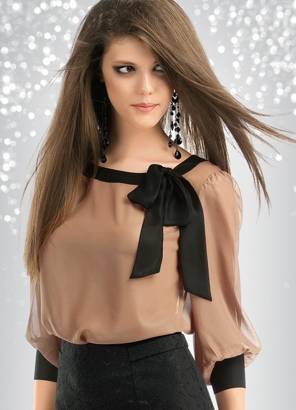 Очень Красивая Блузка Купить