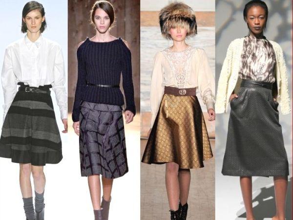 модные фасоны юбок 2015 1
