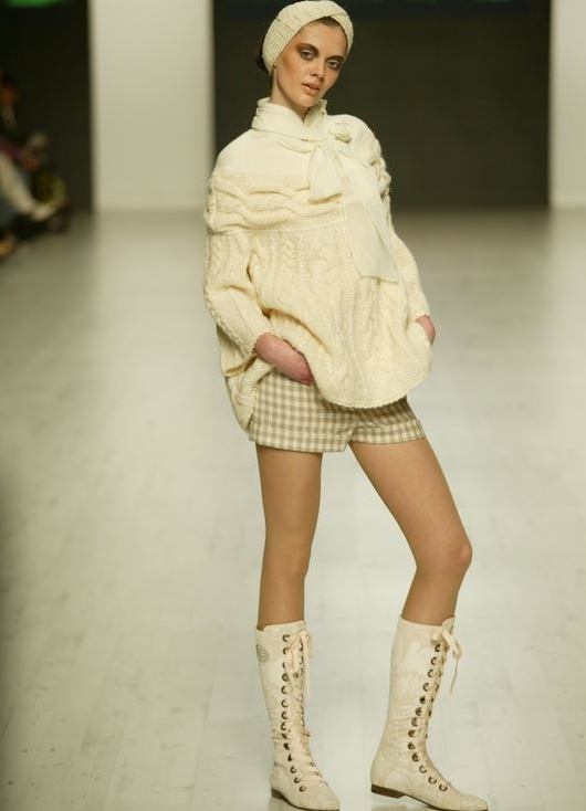 Вязаные джемпера модные молодежные
