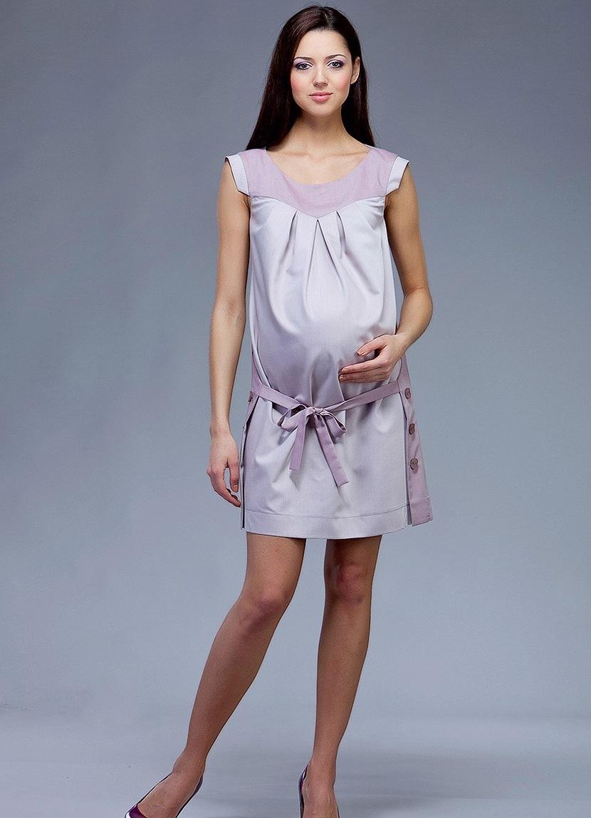 нарядные платья для беременных 2