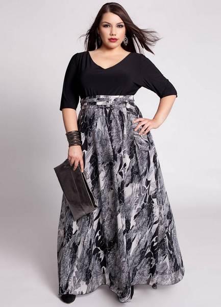 Модные платья для невысокого роста