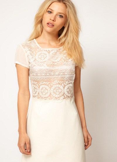 Wedding Saloon :: Свадебное платье-футляр - Свадебные платья и