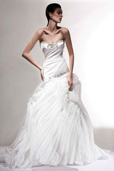 модные свадебные платья1