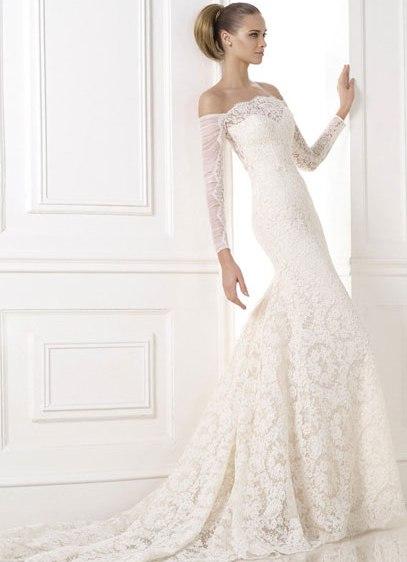 модные свадебные платья 2015 1