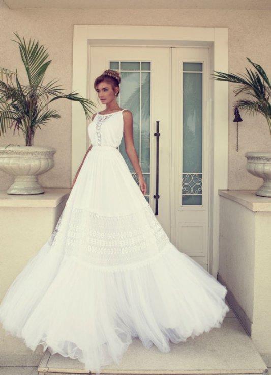 модные свадебные платья 2015 5