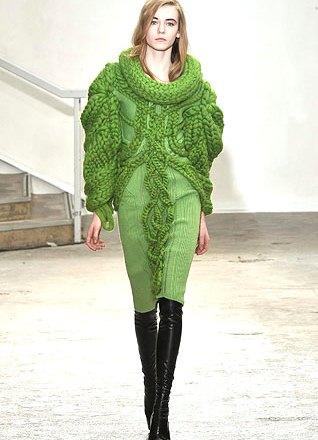 Модное вязание вязаные модели и