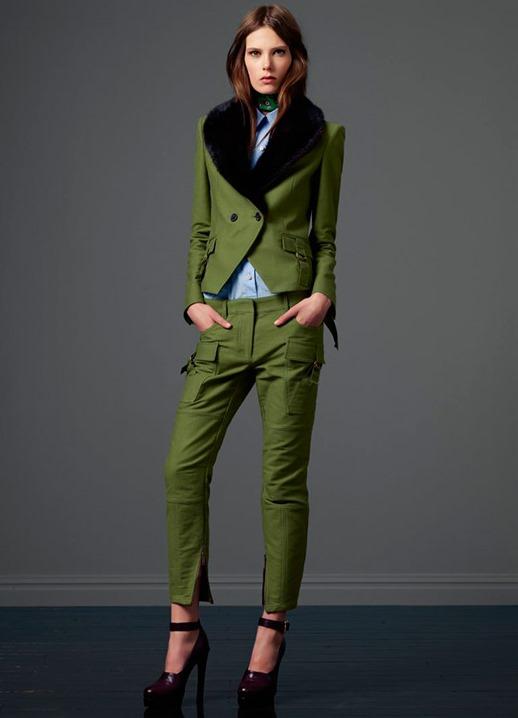 Мода 2015 Женские Костюмы