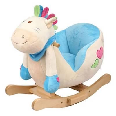 Детские лошадки-качалки GC93