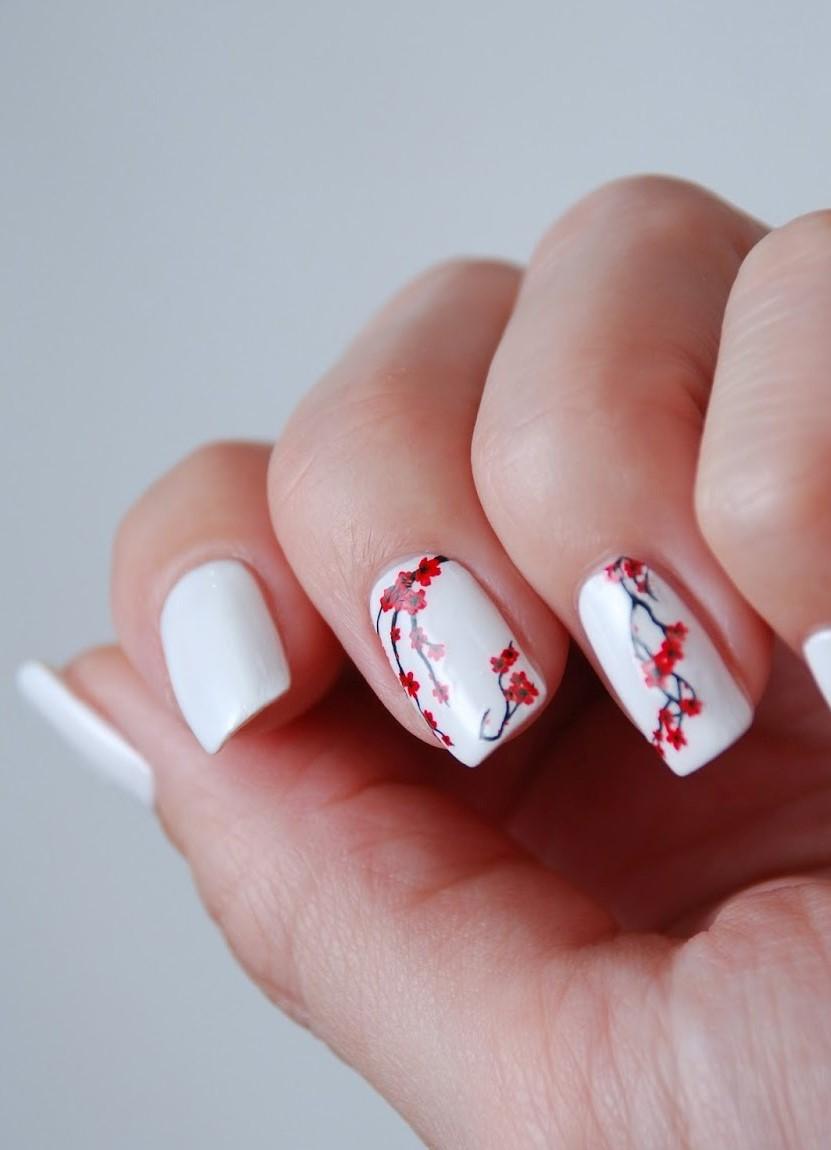 Красивый дизайн для наращивания ногтей