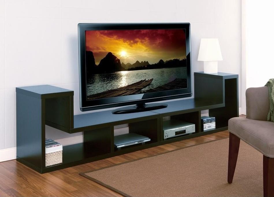 Полки под телевизор фото