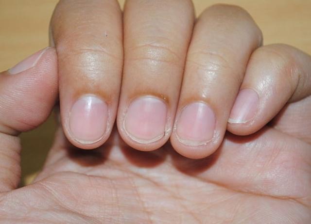 Ногти накладные фото