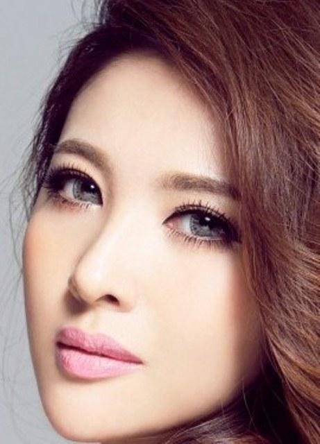 красивый макияж для узких глаз