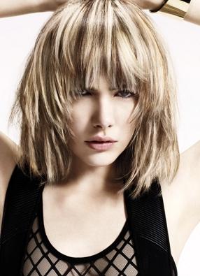 Мелирование на мелированные волосы - 73c27
