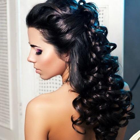 Красивые причёски на каждый день. Фото №2