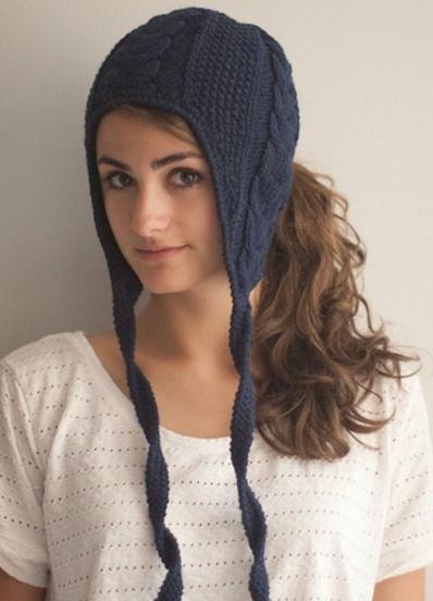 женские шапки схемы .
