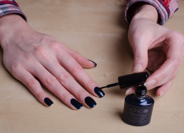 Ногти Фото Без Гель Лака