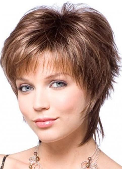 Красивые стрижки на короткие волосы - f94
