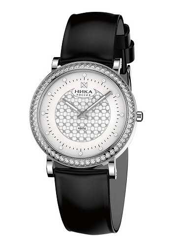 Серебряные браслеты для часов ника