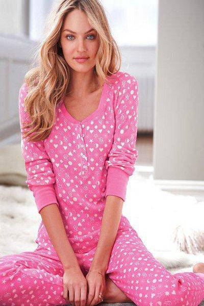 Фото красивых женских пижам