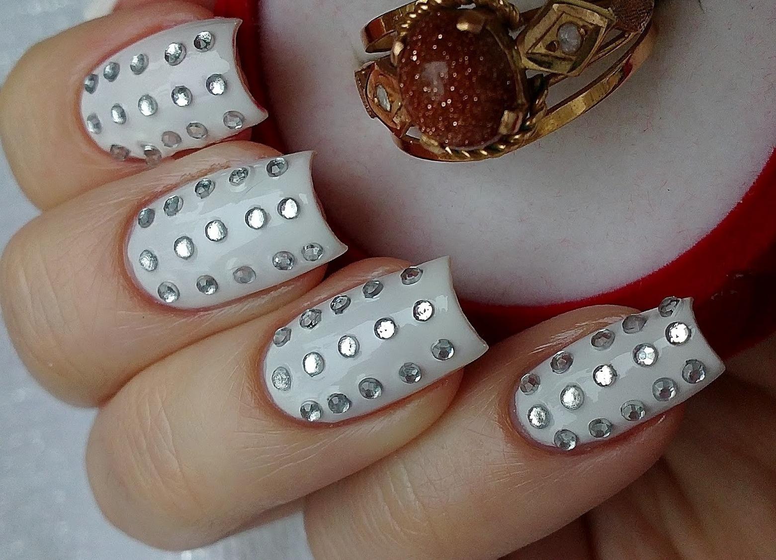 Изящные пальчики: как сделать красивую форму ногтей 80