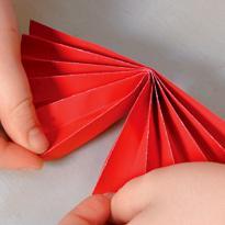новогодние бумажные гирлянды2