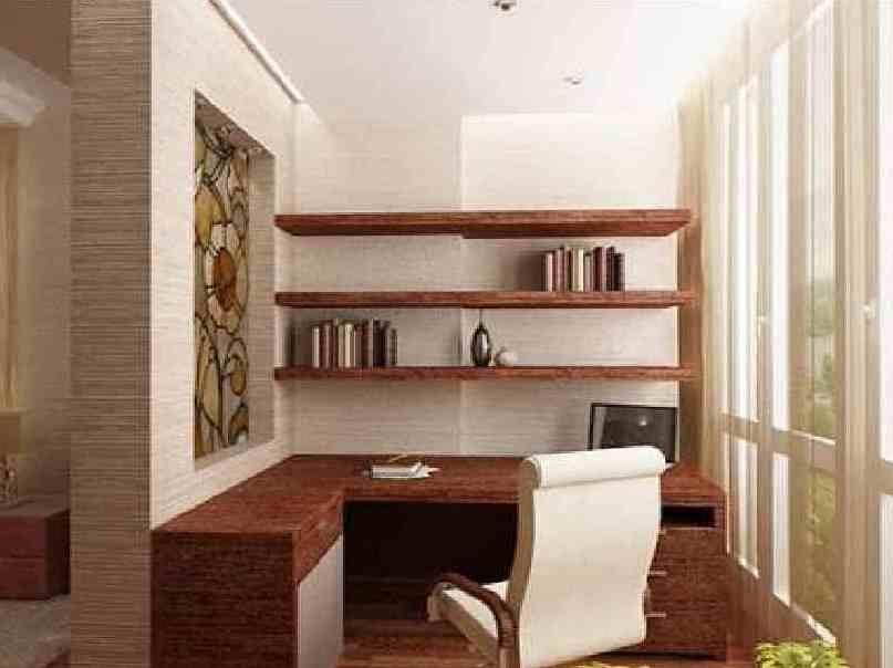 Совмещение балкона (лоджии) с кухней, комнатой.