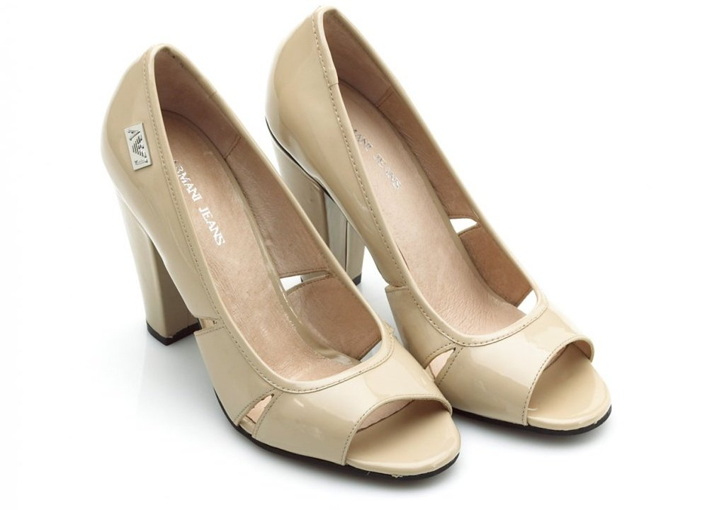 Туфли Армани