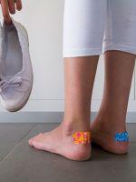 Обувь натирает пятки — что делать?