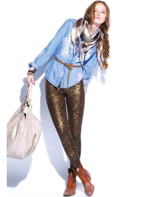 Молодежная Женская Одежда Jennifer