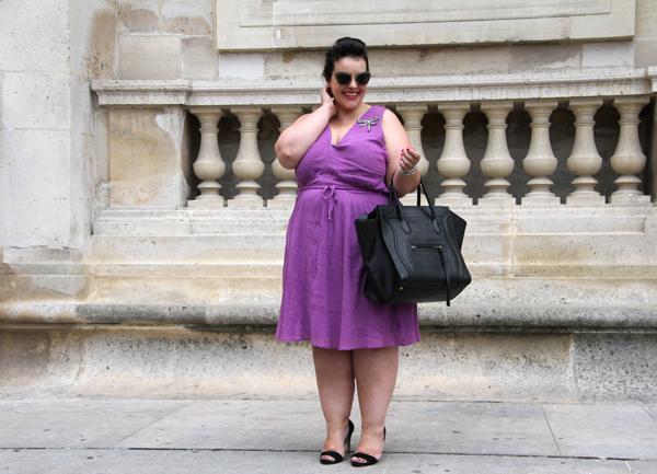 Новые модели одежды для полных женщин