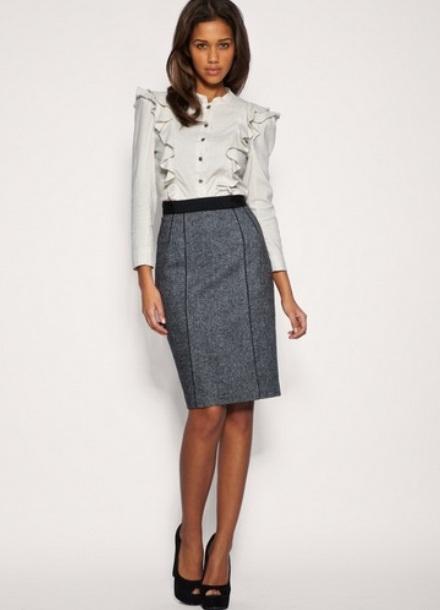 официально деловой стиль одежды 2